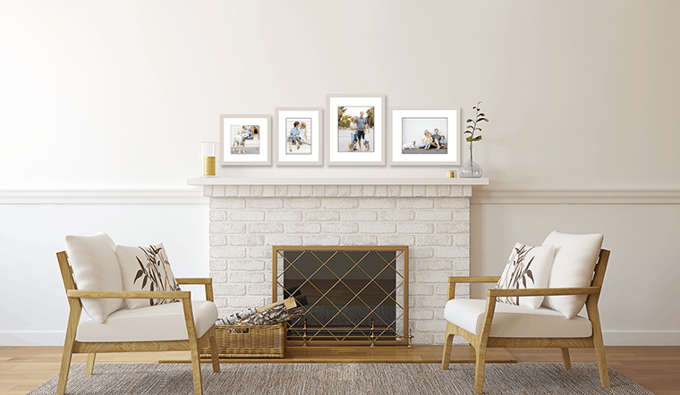 Creating a Wall Gallery – The Difference Between Primary and Secondary Wall Galleries