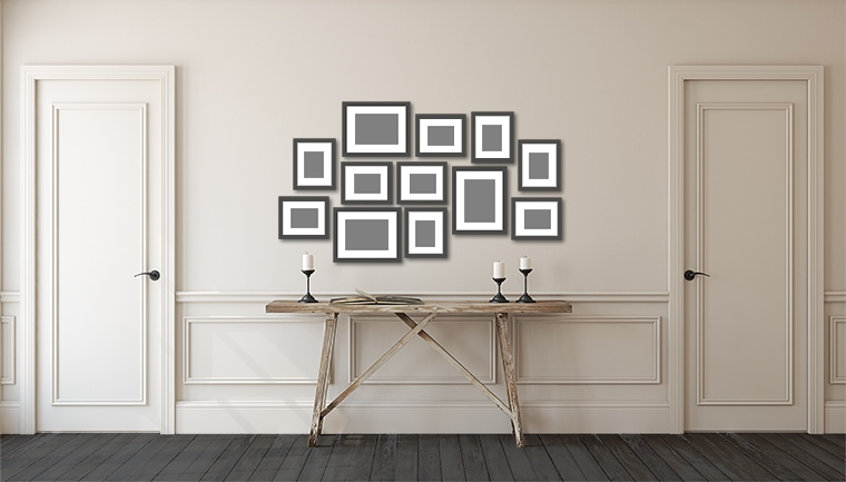 Announcing our new Wall Gallery Design Service!